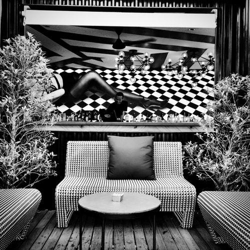 Artotel BART Rooftop Rooftop Bar Bar Hangout Blackandwhite Photography EyeEm Best Shots - Black + White Black And White Black & White