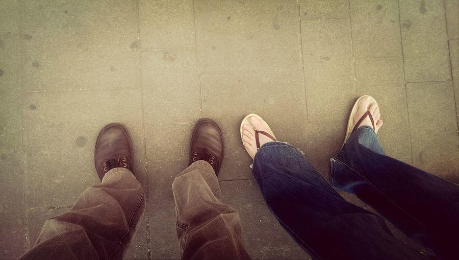 fo(u)r feet