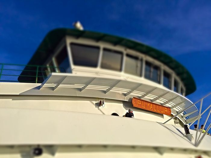 Bainbridge Island Ferry Ferry Ferry Passengers Pilothouse Seattle Seattle Skyline Seattle, Washington Sunrise Washington Ferry My Commute