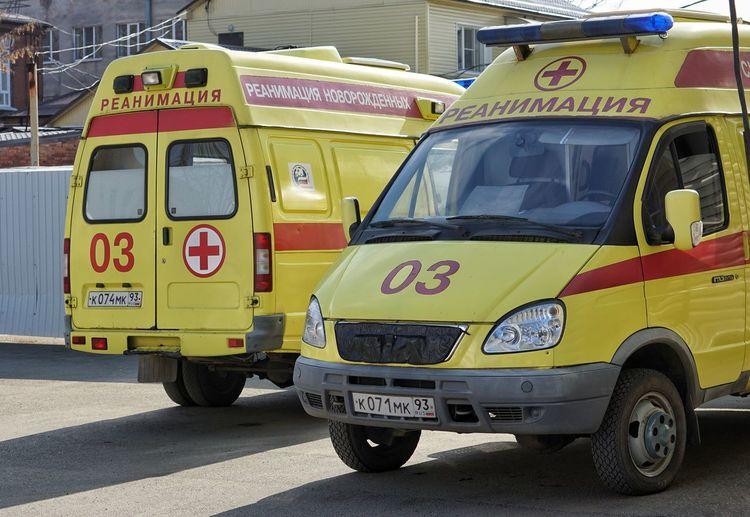Yellow City Outdoors Transportation Medical Auto скорая помощь The City Light