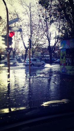 questa é Roma quando piove. Raining Day Roma In Rome Pic