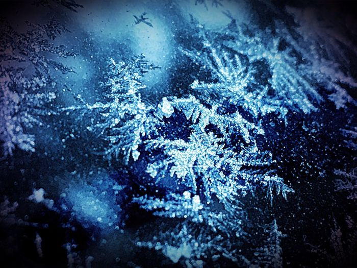 Icy frost on the window. Cold Temperature Ice Frozen Close-up No People Winter Icy Crystal Ice Crystals Winter's Beauty Ice Flake
