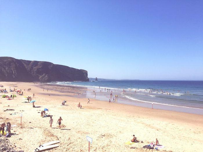 Beach, Arrifan, Algarve, Paradise, Surf