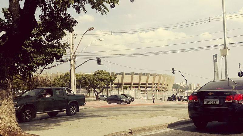 Estádio do Mineirão - BH/MG Soccer SauloValley Voyage Brasil Tourism