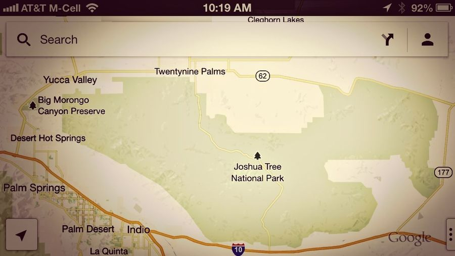 Roadtrip Joshua Tree Planning A Trip Photography-palooza