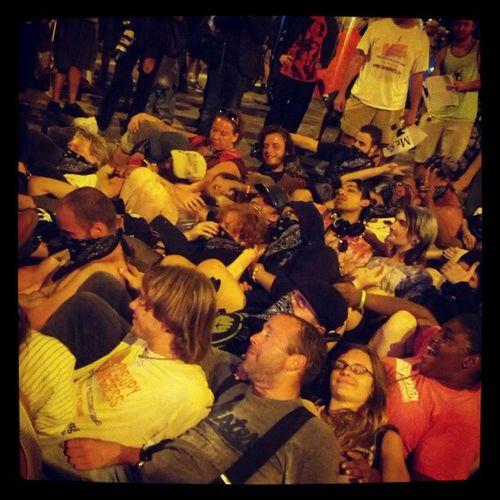 Cuddlepuddle Resistrnc Owsrnc OccupyRNC Tampa RNC