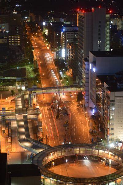 生きる Life Force Night Photography Nightphotography Darkness And Light Dark Photography Night City City Life Light Trail Street Road Cityscape Travel Destinations