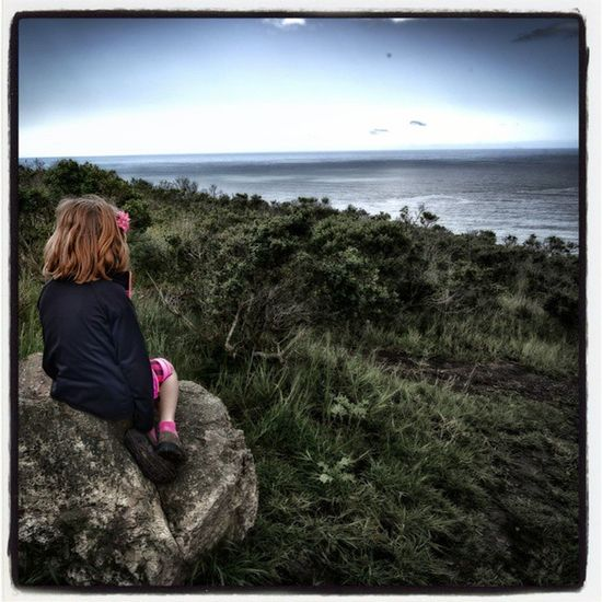 Muir Beach ...staring at the void. Portrait Landscape Ocean Muirbeach Northerncalifornia Coast Pensive Hike TheGreatOutdoors