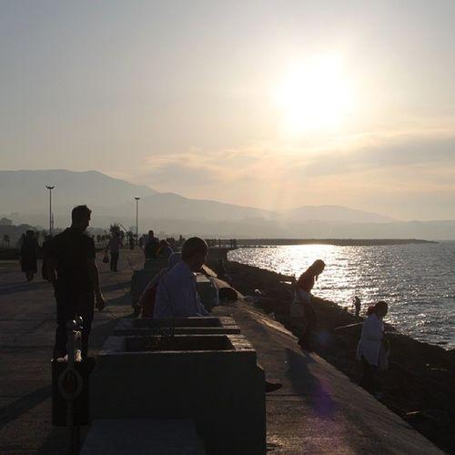 Batipark Sahil Ilkadım Samsun güneş