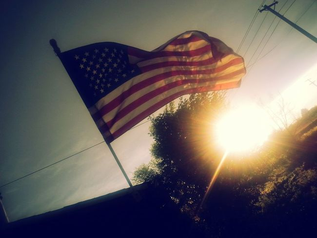 Aneye4theshot America USA Flag 4th Of July Independence Day American Flag