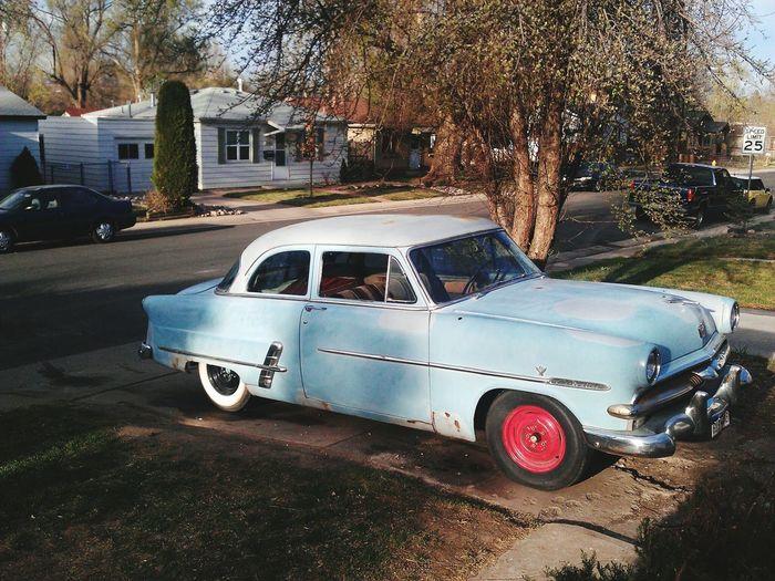 Fordracing 1953 Customline Ford