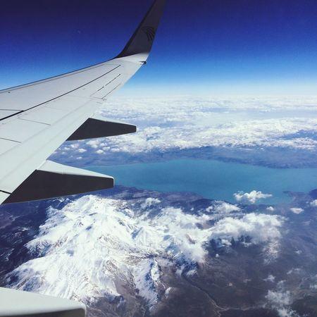 Turkey Mountains Snow Plane 2017