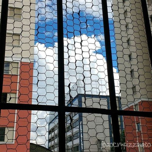 Clouds Sky Building_shotz Window Colors City Zonasul Saopaulo Brasil Photograph Photography Rustlord_texturaunique