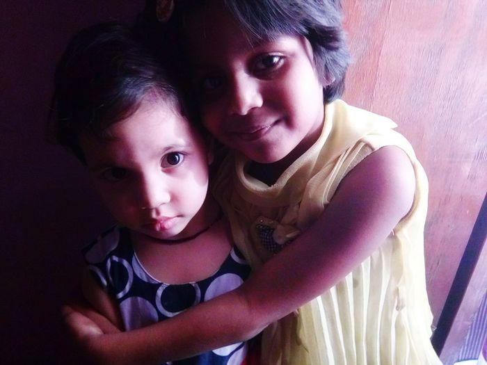 Best Friends Love ♥ SiblingsLove❤ Friends Lover Child Childhood Childhood Memories Childish Children_collection Children Only EyeEmNewHere The Portraitist - 2018 EyeEm Awards