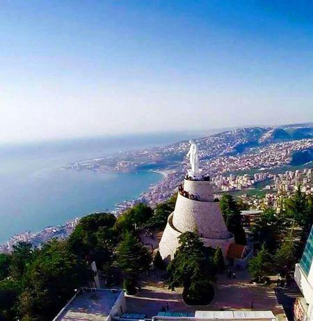 Harissa❤️ Harissa Lebanon Liban Religion Christian Chretiens Chretien Eglise Church