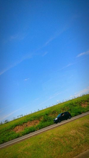 Car Black Car Clouds And Sky Beautiful Day Beautiful Nature Travel Photography On The Road Life Is A Highway Brazil