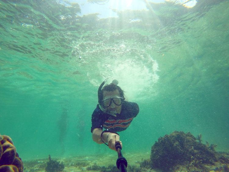 Underwater Go Pro Photography Go Pro Hero 4 El Nido, Palawan EyeEm Best Shots EyeEm Nature Lover Eyeem Philippines