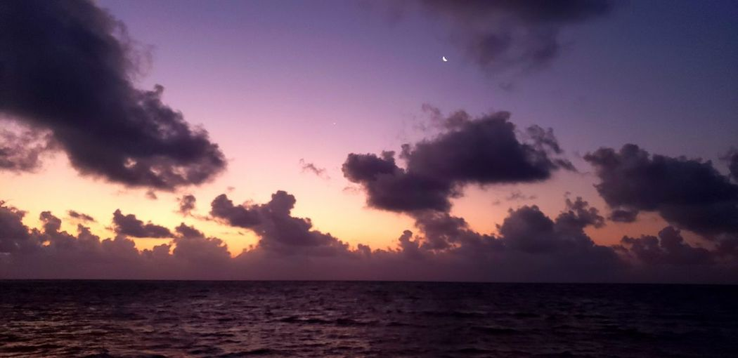 The Traveler - 2019 EyeEm Awards Water Sea Sunset Planet Earth Beach Thunderstorm Horizon Awe Summer Social Issues