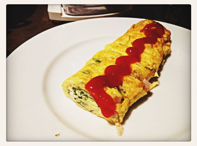 My egg roll