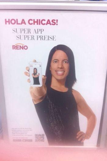 Hola Chicas German Advertising