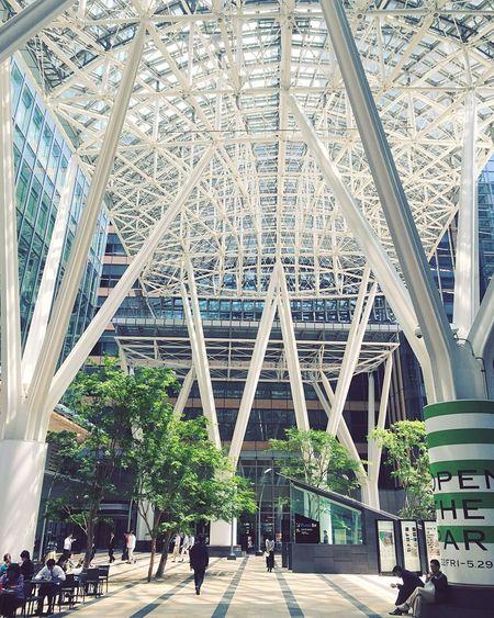 東京ミッドタウン Tokyomidtown Tokyo Midtown Architecture Structure Japan Roppongi Entrance Landmark