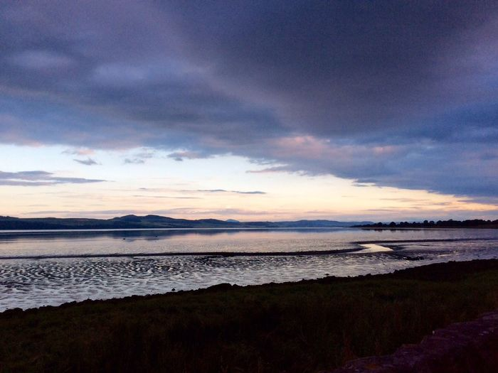 Tidesout Tide Softsands Sunset Sunset_collection Riverside River Tay Invergowrie Bay IPhoneIPhoneography Nofillter Nofilter#noedit Gm