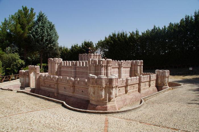 Castilla Y León Castillayleon Castillo Castillo De Coca Castle Coca Espana-Spain España España🇪🇸 Maqueta Olmedo Parque Tematico Parque Temático Del Mudéjar De Castilla Y León Segovia Valladolid