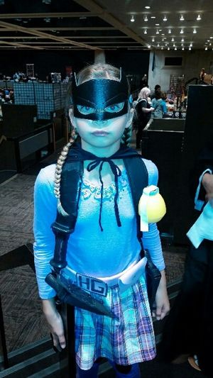 Picturing Individuality Batgirl