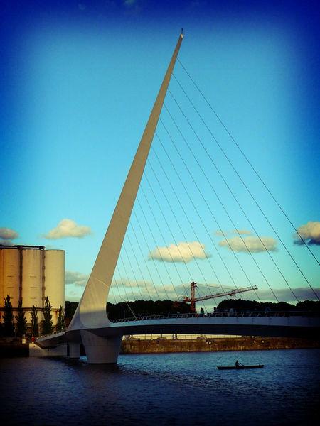 De mis lugares favoritos Argentina Calatrava Puentedelamujer Puente Bridge Beutiful  Structure Traveling Landscape River