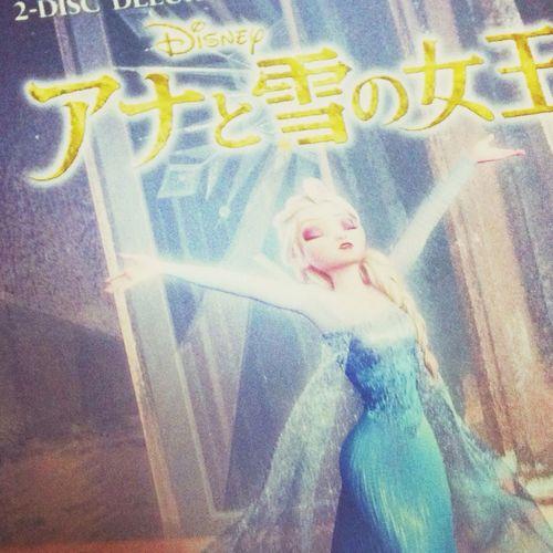 Frozen!!! Let it go! Cute Disney Frozen アナと雪の女王