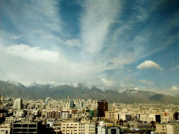 Few hour of clean wether in Tehran after rain. First Eyeem Photo