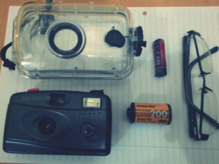 My first camera🙌🙌Camera Kodak Film Classic
