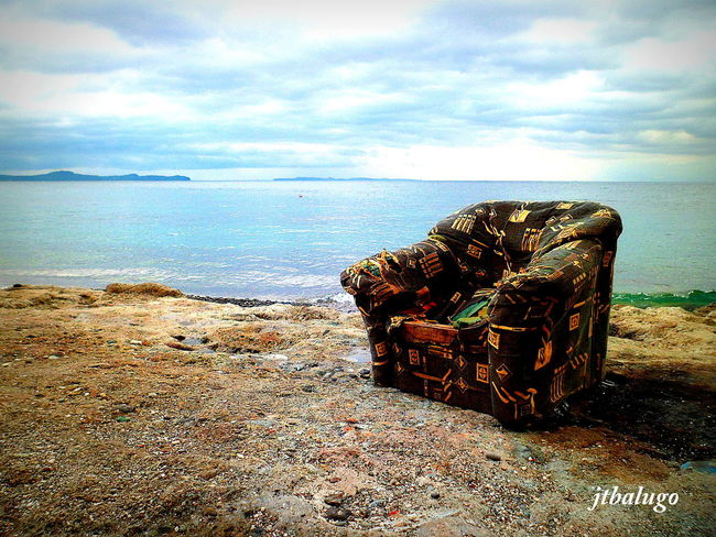 Furniture Peace Peace And Quiet Peace And Tranquility Peace And Tranquility Everywhere Sea Views Seaside Serenity Solitudine Unusual Find