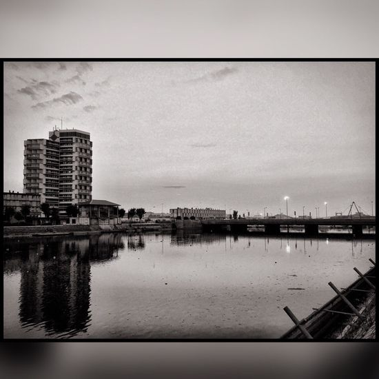 Noir Et Blanc Boulogne-sur-Mer Jetée Mer Sea Sea And Sky Blackandwhite
