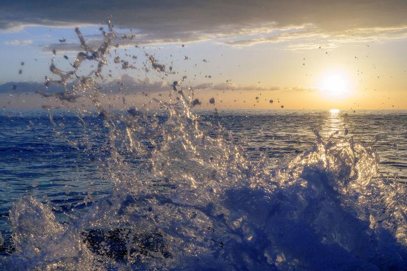 Sanremo Italy Liguria - Riviera Di Ponente Sea Sunset_collection Mare Igworldclub Igers Picture Fotografia Photography Italy_photolovers Liguriaterraleggiadra Fotoitaliane FOTOGRAFIITALIANI Ig_liguria Italia_super_pics Top_italia_photo Ig_italia Volgoitalia Sunset Sun Beach Sky Horizon Over Water Seascape