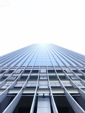 Architecture Built Structure Skyscraper Modern Building Exterior Low Angle View No People Sky The Graphic City Colour Your Horizn The Architect - 2018 EyeEm Awards