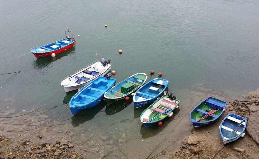 Boats San Vicente De La Barquera