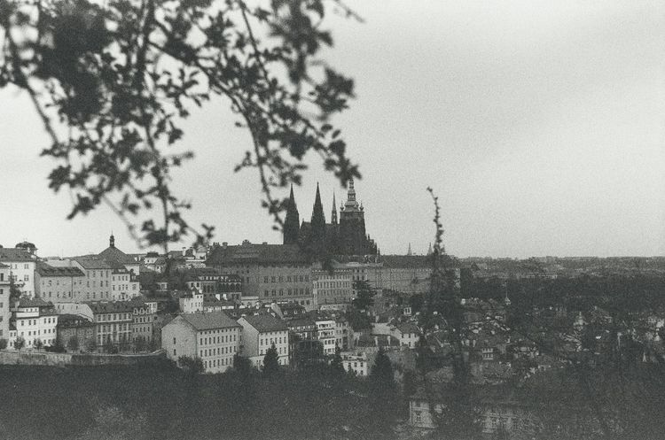 Prague Prague Czech Republic City View Citysights Architecture