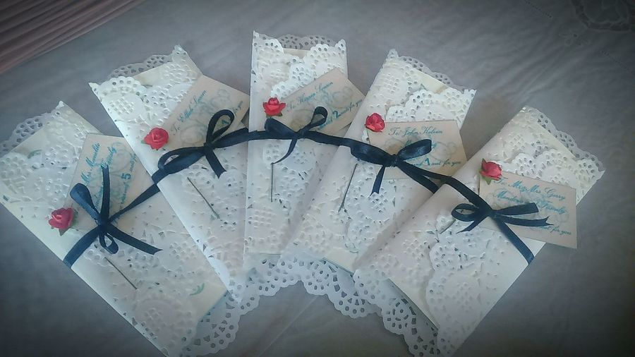 Paper No People Indoors  Crumpled Paper Close-up Day Handmade For You Paper Doily Card Design Invitation Card