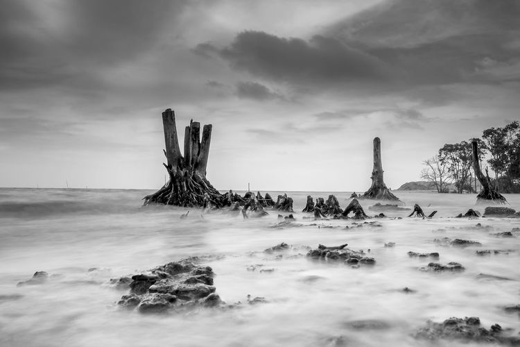 Black And White Friday Landscape Fujifilm Fuji Xt20 No People Long Exposure Longexposure