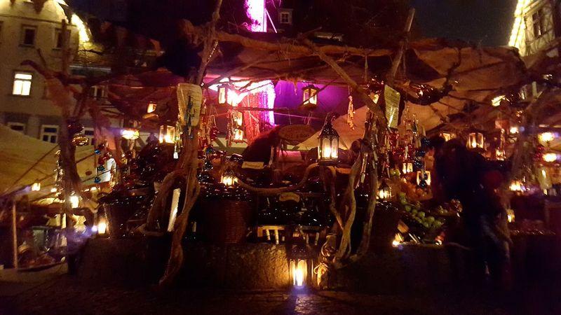 Mittelaltermarkt Weihnachtsmarkt Esslingen Am Neckar Lichter Glanz Budenzauber Feuerzangenbowle Schnaps Likör Zwergenwelt