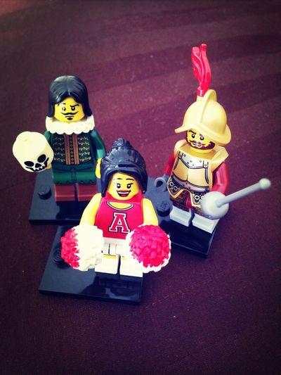 Welcome Ti The Lego Family #Shakespear #cheerleader #donpedrodealvarafo #lego