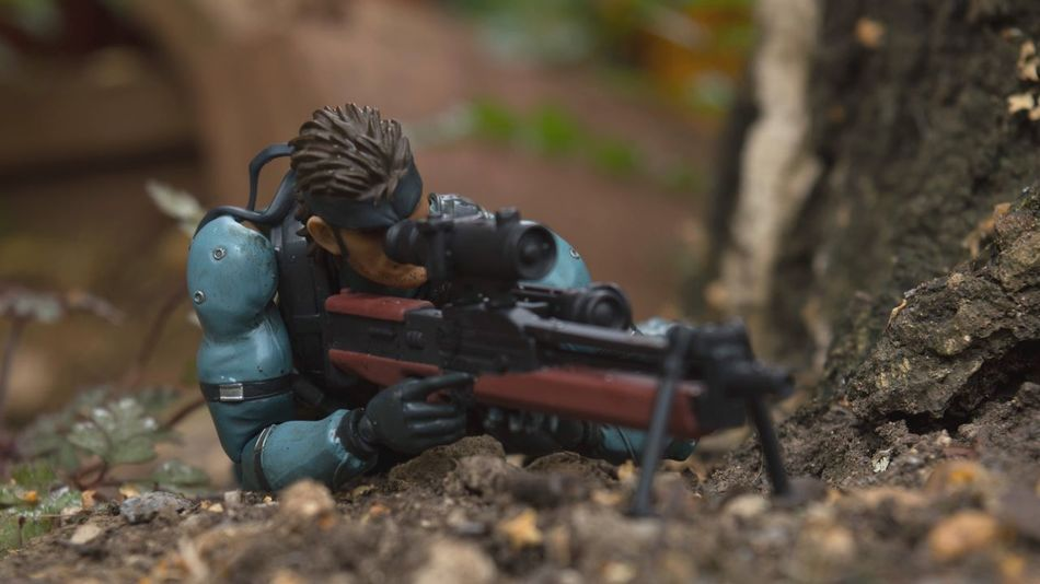 Toys Showcase July Photography Toyphotography Metal Gear Solid Rain