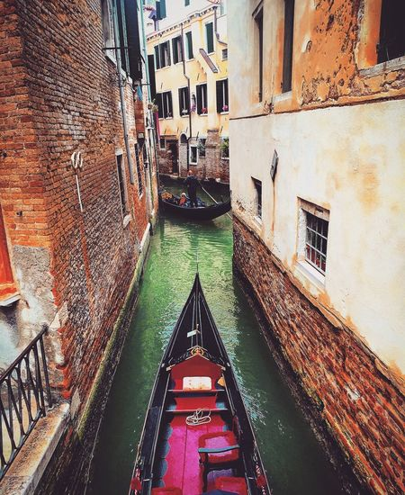 Italy Venice Boat IPhone Iphoneonly IPhoneography Finding New Frontiers Adapted To The City