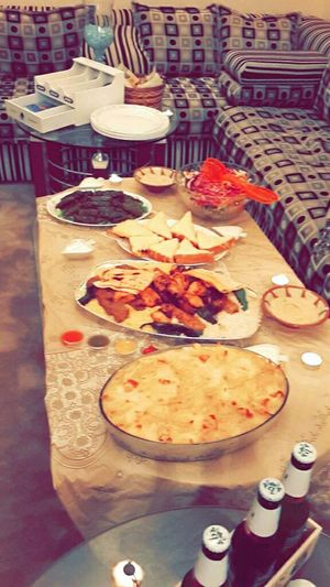 Enjoying A Meal بارتي حفلة Party Time