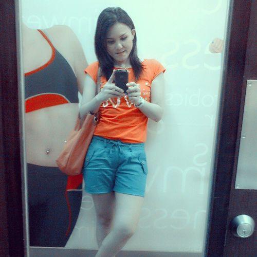 Fullcollor Loveorange JustMe Mirror