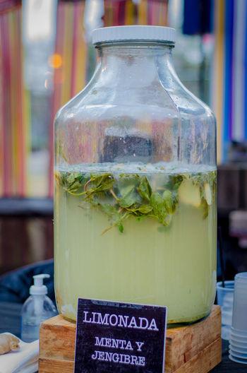 Big Bottles Food Photography Drinks Juice Fresh Drink Natural Fresh Drinks Lemonade Bottle Lemonadetime Lemonadestand Foodphotography Mint & Ginger