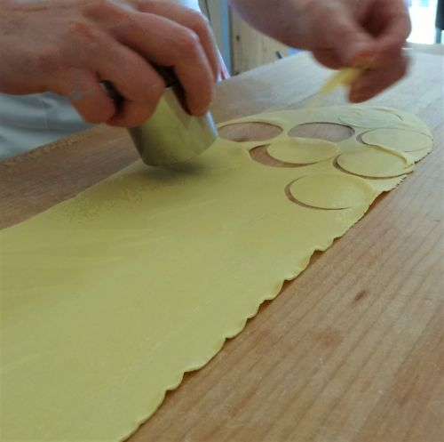 Cappelletti Cooking Food Food And Drink Homemade Human Hand Italian Pasta Italy Making Pasta Pasta Pasta Laboratorium Pasta Making Pasta Time Piemonte Preparation  Preparing Food