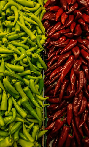Food Freshness No People Backgrounds Red Green Color Day Market Healthy Eating Vegetable Food And Drink Full Frame Redpeppers Yellow Color Colors Of Nature EyeEm Nature Lover EyeEm Best Edits Eyeemmarket Turkey Peppers