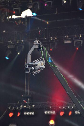 Jimmy Jimmycam Camera Robot Camera Robot Concert Festival Stage